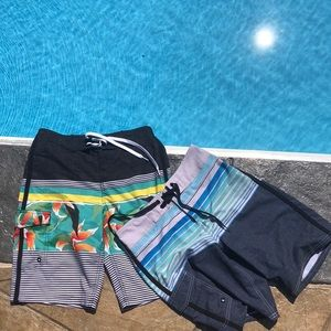 Mossimo supply co. Board shorts